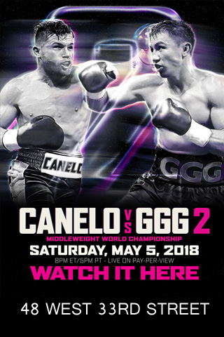 Canelo vs GGG 2 the Rematch